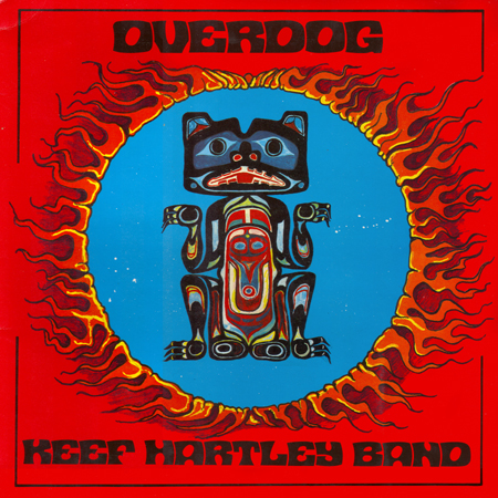 Keef Hartley Band — Overdog