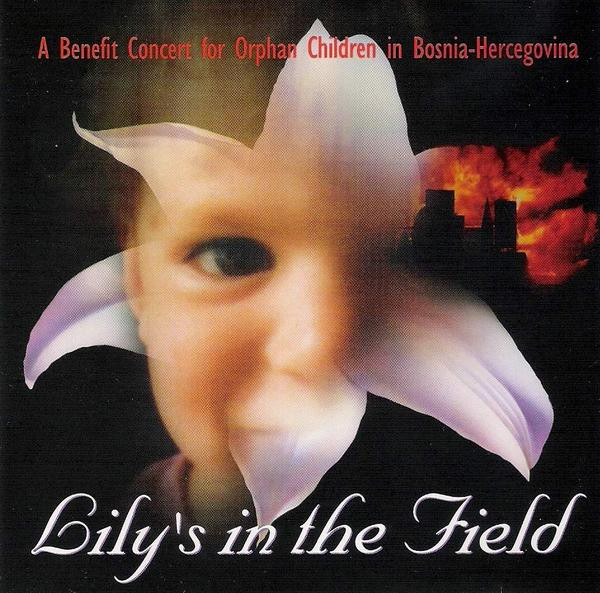 Lily's in the Field Cover art