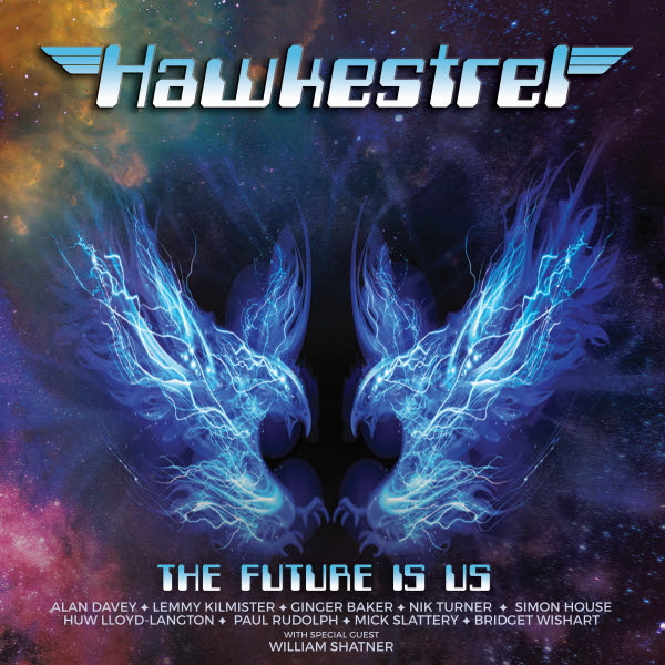 Hawkestrel — The Future Is Us
