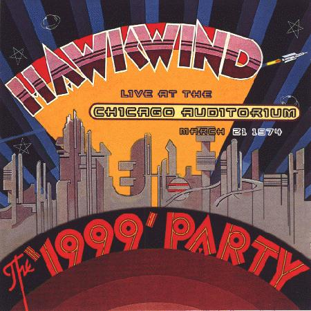 Hawkwind — The 1999 Party