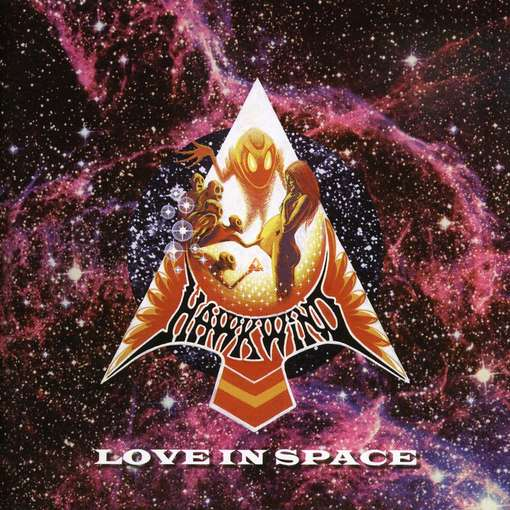 Love in Space Cover art