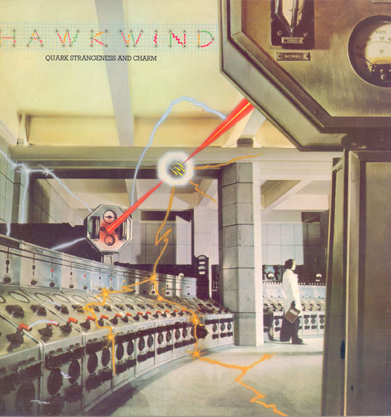 Hawkwind — Quark, Strangeness and Charm