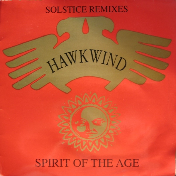 Spirit of the Age - Solstice Remixes Cover art