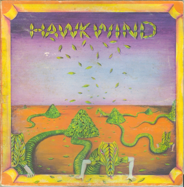 Hawkwind — Hawkwind