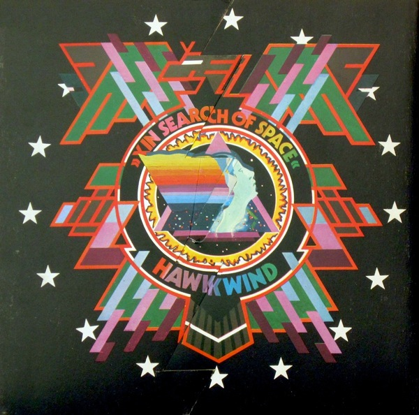 Hawkwind — X in Search of Space