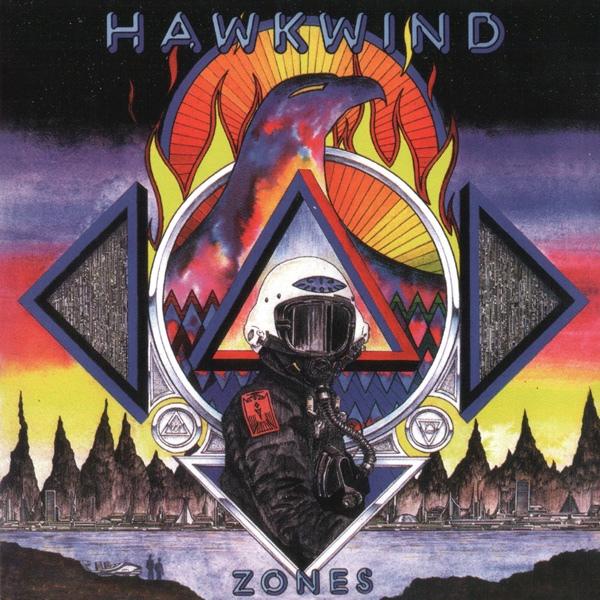 Hawkwind — Zones