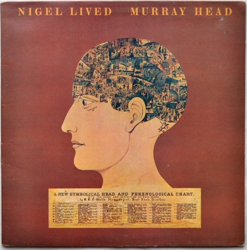 Murray Head — Nigel Lived