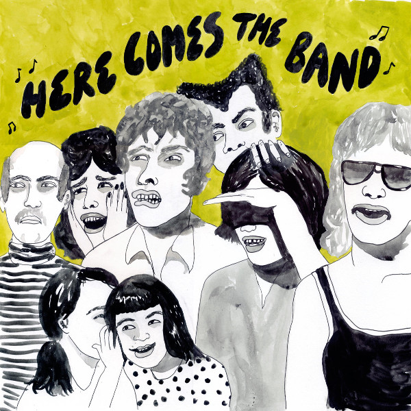 Heatwarmer — Here Comes the Band
