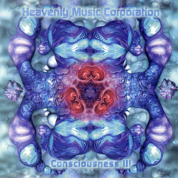 Consciousness III Cover art