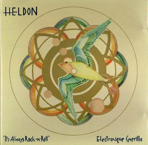 Heldon - Electronique Guerilla / It's Always Rock 'n' Roll cover
