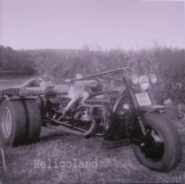 Heligoland Cover art