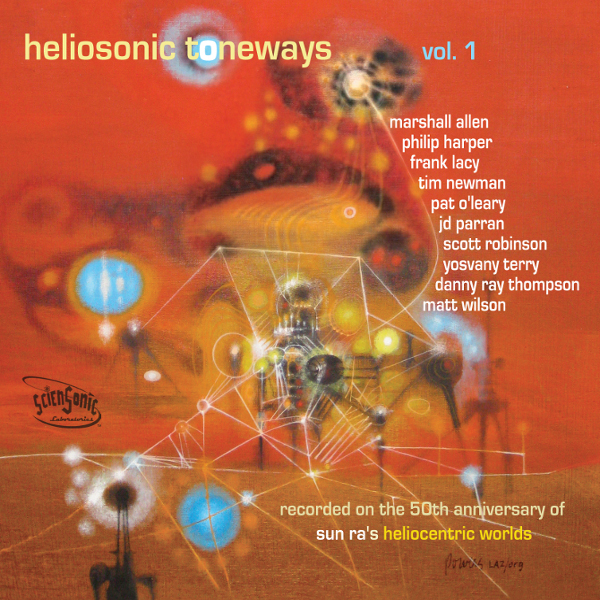 The Heliosonic Tone-tette — Heliosonic Toneways, Vol. 1