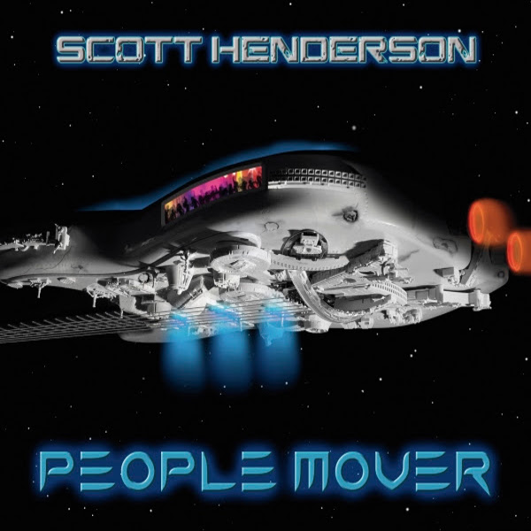 People Mover Cover art