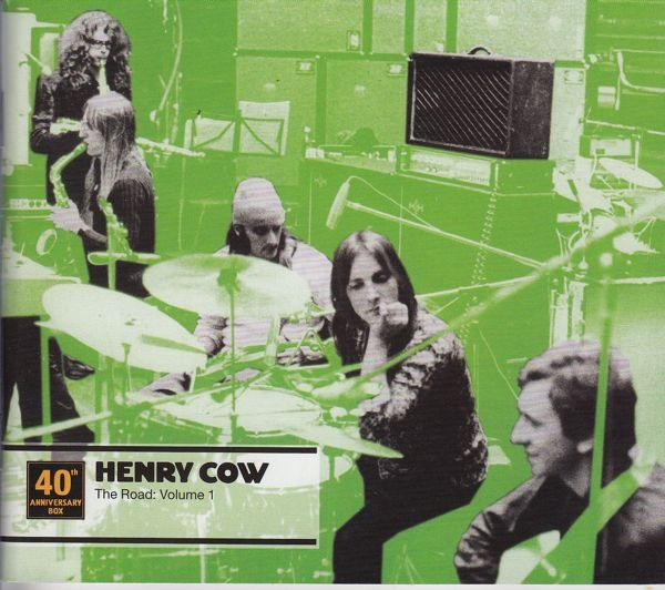 Henry Cow — The Road: Volumes 1-5