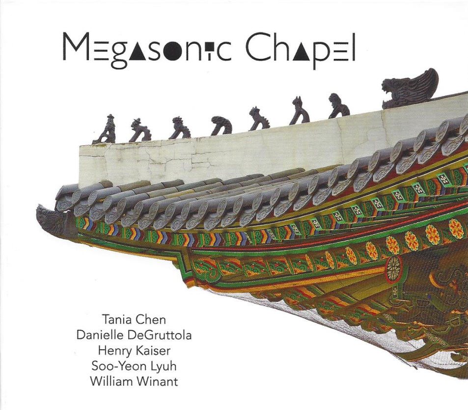Megasonic Chapel Cover art
