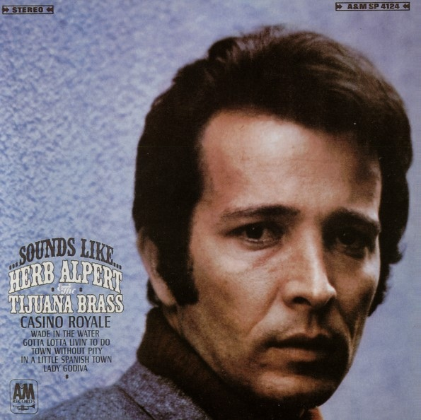 Herb Alpert & The Tijuana Brass — Sounds Like...