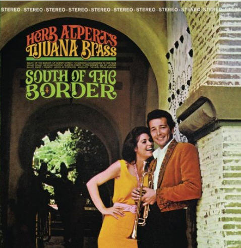South of the Border Cover art
