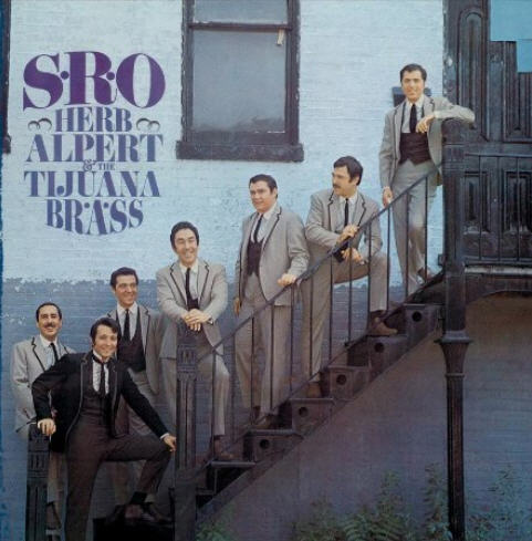 Herb Alpert & The Tijuana Brass — S.R.O.