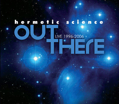 Out There - Live 1996-2006 Cover art