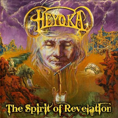The Spirit of Revelation Cover art