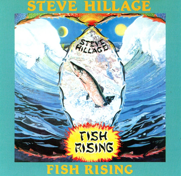 Fish Rising Cover art