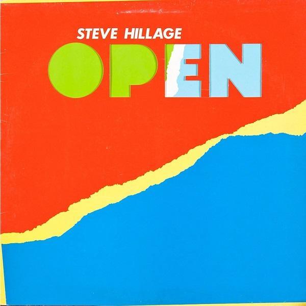 Steve Hillage — Open