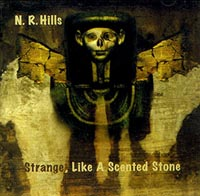 Strange, Like a Scented Stone Cover art