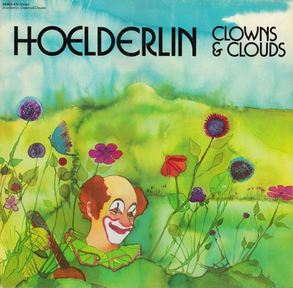 Hoelderlin - Clowns & Clowns cover