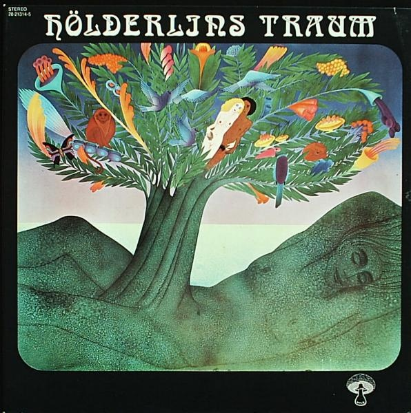 Holderlins Traum cover