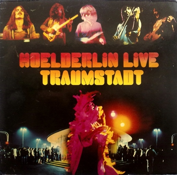 Hoelderlin - Traumstadt Live cover