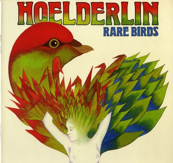 Hoelderlin - Rare Birds cover