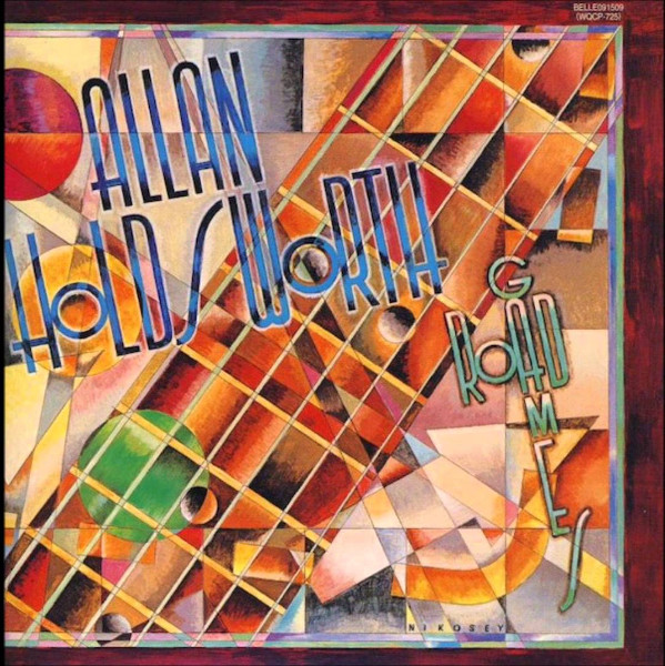 Allan Holdsworth — Road Games