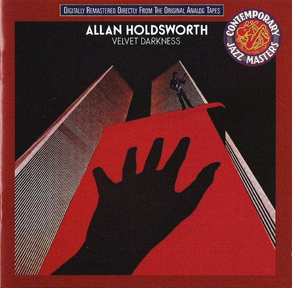 Allan Holdsworth — Velvet Darkness