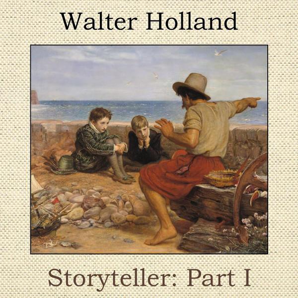 Storyteller: Part I Cover art