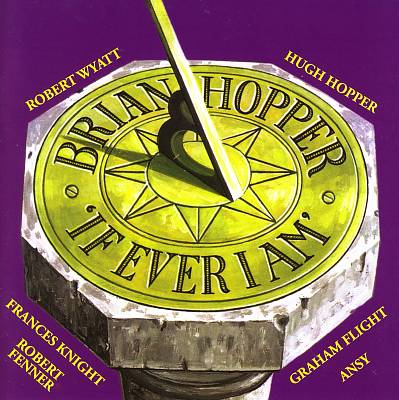 Brian Hopper — If Ever I Am