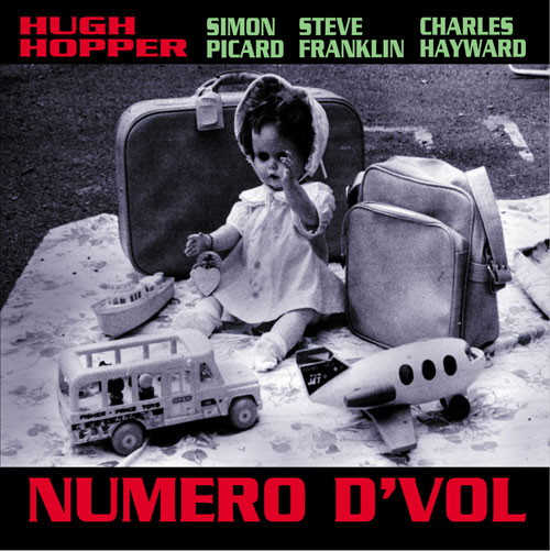 Numero d'vol Cover art