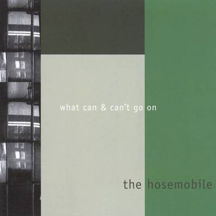 The Hosemobile — What Can and Can't Go On