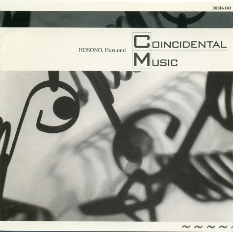 Haruomi Hosono — Coincidental Music