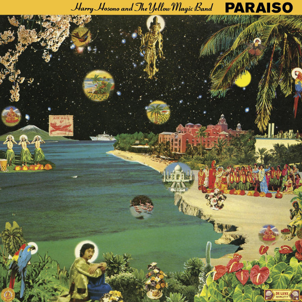 Harry Hosono and the Yellow Magic Band — Paraiso