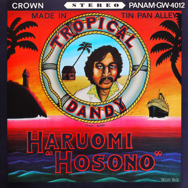Haruomi Hosono — Tropical Dandy