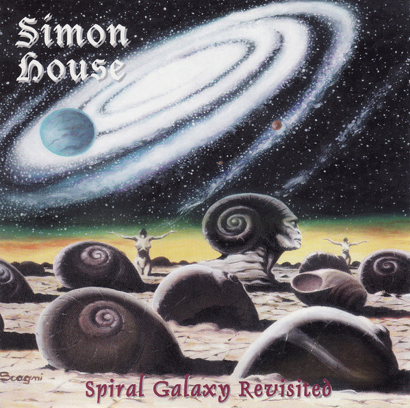 Simon House — Spiral Galaxy Revisited