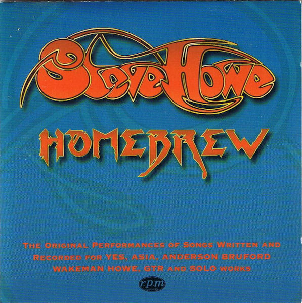 Steve Howe — Homebrew
