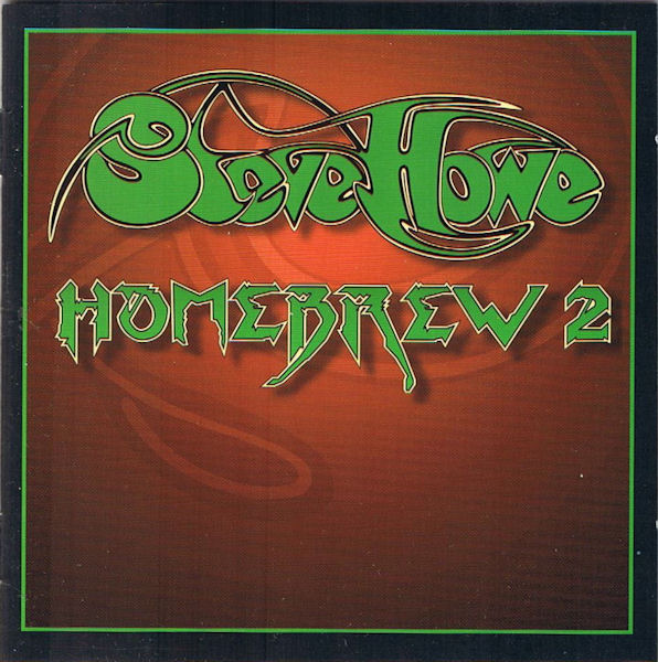 Steve Howe — Homebrew 2
