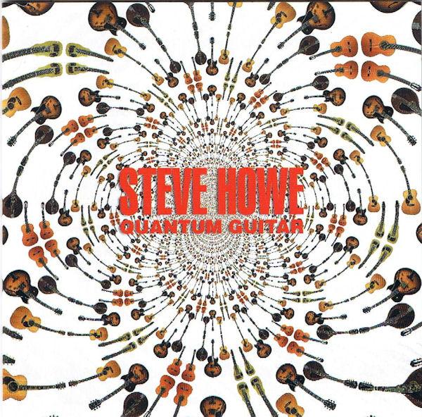 Steve Howe — Quantum Guitar