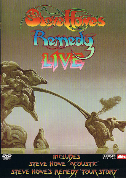 Steve Howe's Remedy — Live