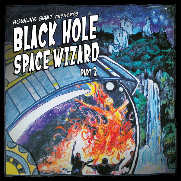 Black Hole Space Wizard - Part 2 Cover art