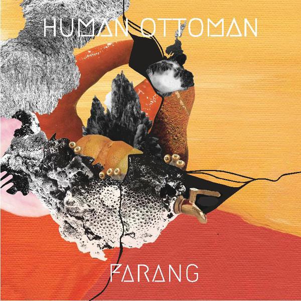 Human Ottoman - Farang cover