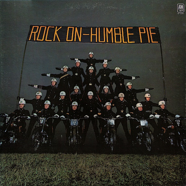 Humble Pie — Rock On