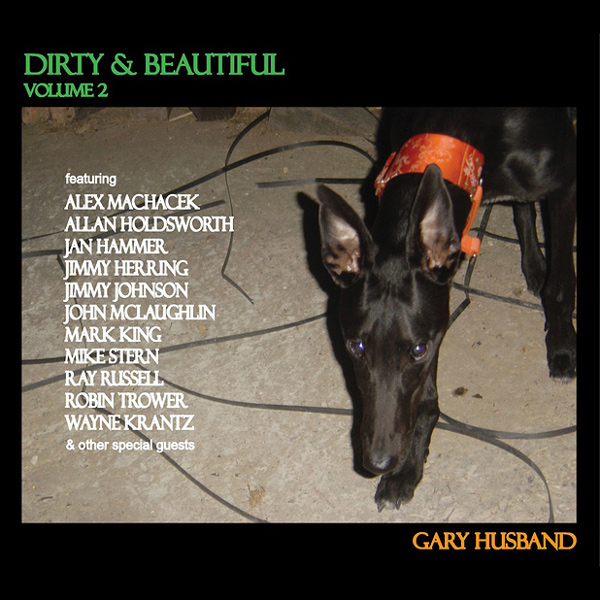 Gary Husband — Dirty & Beautiful Volume 2