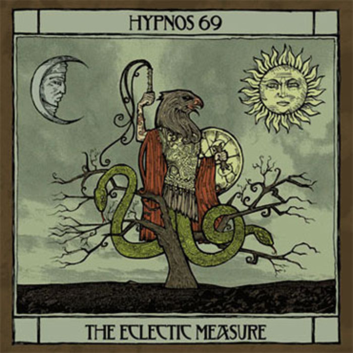 The Eclectic Measure Cover art